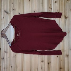 TNA Alder Thermal Featured at Aritzia Brick Red Size Small